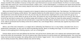 racism in to kill a mockingbird essays     anti essaysracism in to kill a mockingbird essay   anti essays