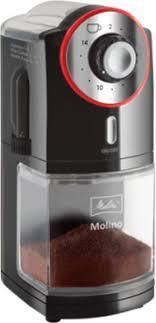 <b>Кофемолка MELITTA Molino</b>, черный, отзывы владельцев в ...
