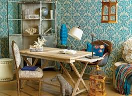 45 charming vintage home offices charming desk office vintage home