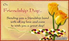Happy Friendship Day Pictures with Quotes