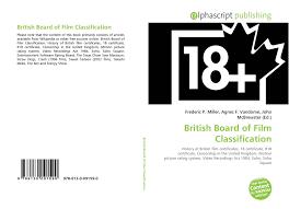 search results for british undergraduate degree classification bookcover of british board of film classification
