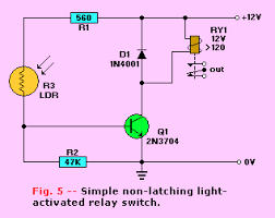 showing post media for symbol for photocell circuit diagram photosensitive devices photosensitive devices leds sample circuits gif 317x251 symbol for photocell circuit diagram