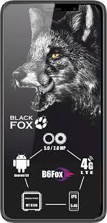 <b>Смартфон Black Fox B6Fox</b> черный 8 ГБ в каталоге интернет ...