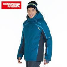 RUNNING RIVER Brand <b>High</b> Quality <b>Men Ski Jacket</b> 3 Colors 6 ...