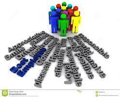 traits stock illustrations traits stock illustrations best employee words royalty stock photos