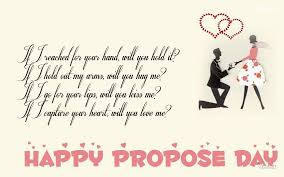 Propose Day SMS - New Propose Day SMS and Text Messages | Cool ... via Relatably.com