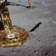 Resultado de imagen de moon landing hoax materials