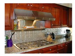 kitchen backsplash faux tin ceiling