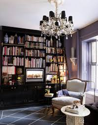 wonderful home library design pictures fabolous home library design pictures crystal chandelier soft sofa awesome home library design