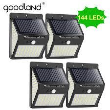 top 9 most popular outdoor <b>solar power led light</b> garden sensor near ...
