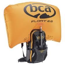 Рюкзак <b>лавинный</b> BCA FLOAT TURBO 15 2.0, чёрный, оранжевый ...