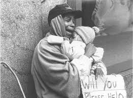 the homeless questions for your reflection the huffington post 2014 10 02 blackmotherchildhomeless3 jpg