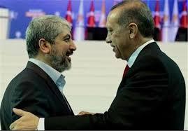 Image result for گفتوگوی مشعل و اردوغان درباره عادیسازی روابط با اسرائیل!