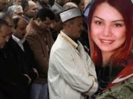 Bağcılar'da hunharca öldürülen Öğretmen Derya Çakır,Bulancak'ın Erdoğan Köyünde toprağa verildi. - songorev