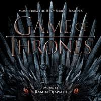 Soundtrack : <b>Game of</b> thrones: season 8 - Record Shop Äx