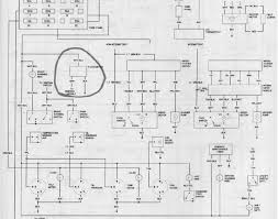yj 88 gauge wiring diagram jeepforum com ignore the circled area