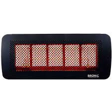 btu natural gas patio heater  bromic heating bh tungsten smart heat  series wall mount gas heater n