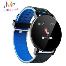 <b>W8 Sport Smart</b> Watch Bracelet Round Bluetooths Waterproof Male ...