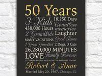 59 Best 50th Anniversary images | 50th anniversary, anniversary ...