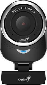 Купить <b>Web</b>-<b>камера GENIUS QCam 6000</b>, черный в интернет ...