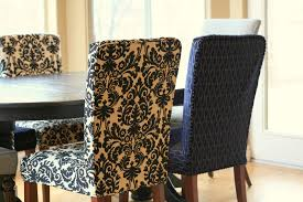 Fabric Dining Room Chair Covers Dining Room Chair Slipcovers Chocoaddictscom Chocoaddictscom