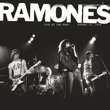 <b>Ramones</b>: <b>Live at</b> The Roxy - August 12, 1976. Vinyl