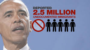 Image result for obama deporter in chief