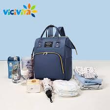 <b>Lequeen</b> Large <b>Baby Diaper Bags</b> Maternity Nappy Bag <b>Backpack</b> ...