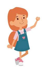 <b>Cute Baby Kid Girl</b> And Cute Girl Character Vector. Cute Girl ...