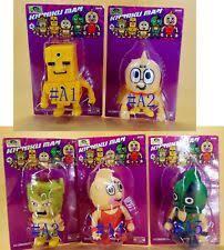 Medicom <b>Five Star Toys</b> NSC Reborn Kinnikuman PVC Figure MIB ...