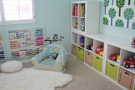 awesome brown blue wood unique blue kids furniture wall