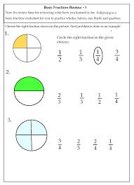 Fraction WorksheetsGrade two fraction worksheets ...