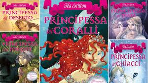 Resultat d'imatges de saga las princesas del reino de la fantasía tea stilton
