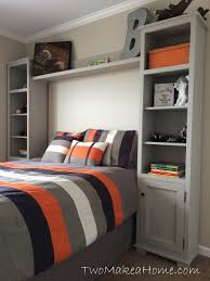Shelving For Bedroom How To Build A Bedroom Storage Tower System Two Make A Home