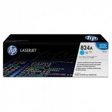 <b>Тонер Картридж HP 824A CB381A</b> голубой: купить в интернет ...