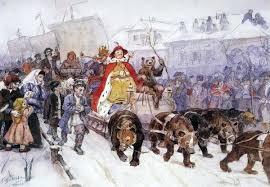 A Russian <b>New Year</b>