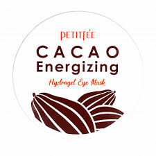 Тонизирующие <b>гидрогелевые патчи с</b> какао, Petitfee Cacao ...