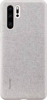<b>Чехол Huawei PU</b> Case для Huawei P30 Pro Elegant Grey ...