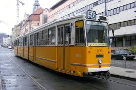 Ligne 56 du tramway de Budapest