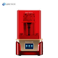 <b>QIDI TECH</b> SLA /<b>LCD</b> 3D Printer Shadow 5.5 S , UV <b>LCD</b> Resin ...