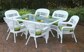 wicker apothecary style furniture patio