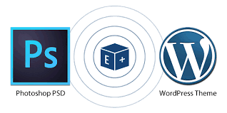 Convert a PSD to WordPress Theme | Export Kit