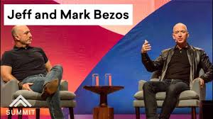 Amazon CEO Jeff Bezos and brother Mark give a rare interview ...