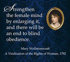 Mary Wollstonecraft Quotes. QuotesGram via Relatably.com