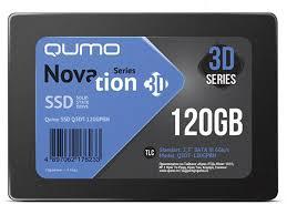 <b>Твердотельный накопитель Qumo</b> 120Gb Q3DT 120GPBN ...