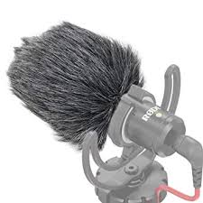 SUNMON Microphone Furry Windscreen, Dead Cat ... - Amazon.com
