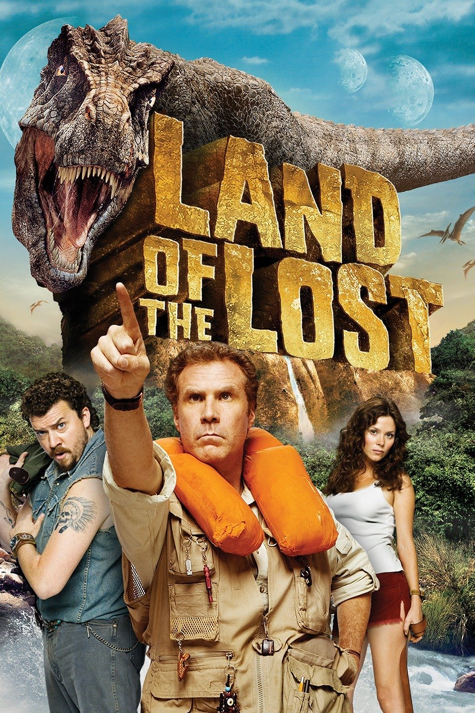 Download Land of the Lost (2009) Dual Audio (Hindi-English) 480p | 720p