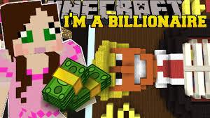 <b>Minecraft</b>: I'M A BILLIONAIRE!!!! - Mini-<b>Game</b> [<b>5</b>] - YouTube