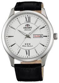 Мужские <b>часы Orient</b> (<b>Ориент</b>) - купить по доступной цене | Каталог