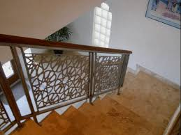 Custom Stair Railing Custom Built Stairsrailing And Gates Cville Materials